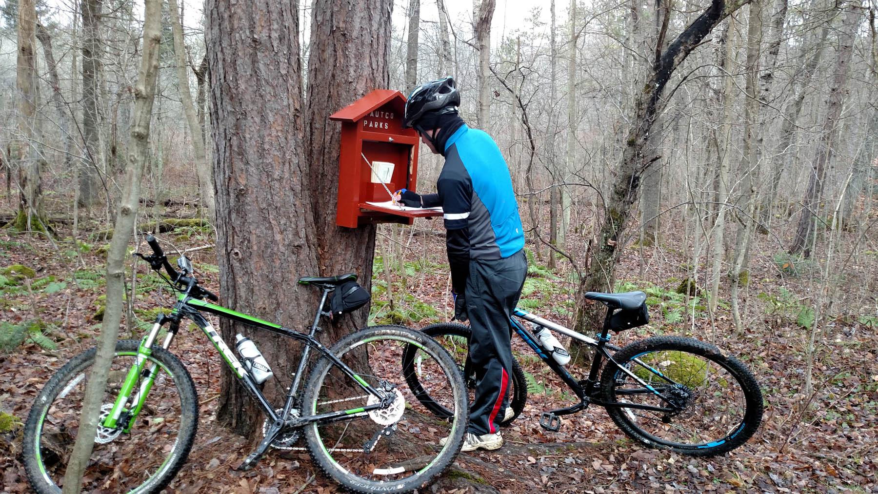 Fred J. Cusimano Westside Overland Trail