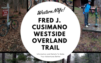 First Time Exploring The Fred J. Cusimano Westside Overland Trail