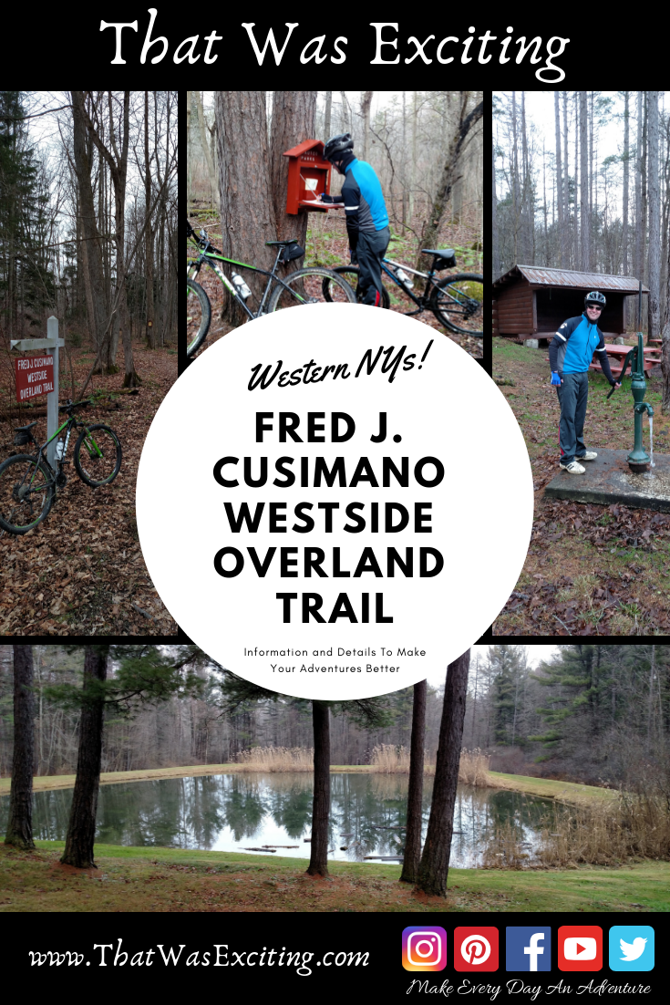 First Time Exploring The Fred J  Cusimano Westside Overland