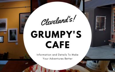 Grumpy's Cafe Cleveland Food Adventure