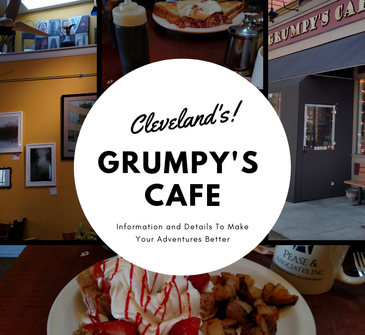 Grumpy's Cafe Cleveland Food Adventure